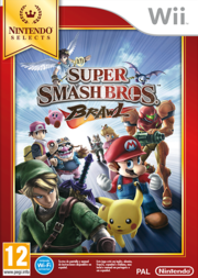 Carátula de Nintendo Premium SSBB.png