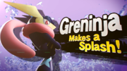 Greninja Makes a Splash! Trailer SSB4.png