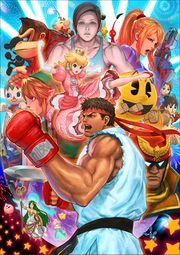 Ilustración de Ryu SSB4.jpg