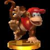 Trofeo de Diddy Kong SSB4 (3DS).png