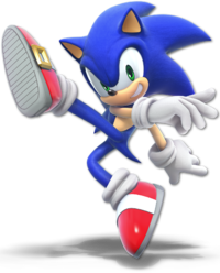 Sonic en Super Smash Bros. Ultimate