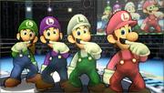 Créditos Modo Leyendas de la lucha Luigi SSB4 (3DS).png