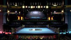 Vista del escenario en su versión de Super Smash Bros. en Super Smash Bros. Ultimate