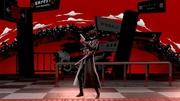 Pose de espera de Joker (1-2) Super Smash Bros. Ultimate.jpg