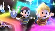 Créditos Modo Leyendas de la lucha Lucas SSB4 (Wii U).png