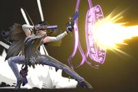 Vista previa de Clímax balístico en la sección de Técnicas de Super Smash Bros. Ultimate