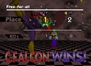 Pose de victoria de Captain Falcon (1-2) SSB.png