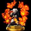 Trofeo de Daraen (chica) SSB4 (Wii U).png
