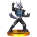 Trofeo de Wolf O'Donnell SSB4 (3DS).png