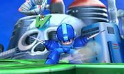 Ataque Smash hacia arriba de Mega Man (1) SSB4 (3DS).jpeg