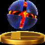 Trofeo de Bomba X SSB4 (Wii U).png