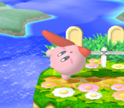 Ataque de recuperación desde el borde -100% de Kirby (1) SSBM.png