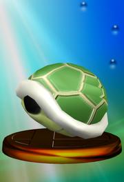Trofeo Caparazón verde SSBM.png