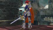 Pose de espera 1 Roy SSB4 (Wii U).jpg