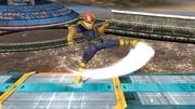 Ataque fuerte lateral de Captain Falcon SSB4 (Wii U).png