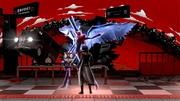 Burla hacia abajo de Joker+Arsene (2) Super Smash Bros. Ultimate.jpg