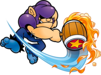 Artwork de Bonkers en Kirby Super Star Ultra.png