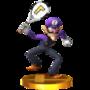 Trofeo de Waluigi SSB4 (3DS).png