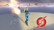 Pose de victoria de Samus Zero (2-1) SSB4 (Wii U).png