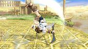 Ataque fuerte hacia arriba Pit SSB4 Wii U.jpg