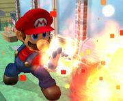 Mario usando bola de fuego SSBM.jpg