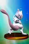 Trofeo de Mewtwo (Smash 1) SSBM.png