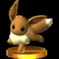 Trofeo de Eevee SSB4 (3DS).png