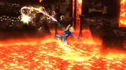 Ataque aéreo normal de Samus Zero (2) SSB4 (Wii U).png