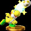Trofeo de Yoshi (Alt.) SSB4 (Wii U).png