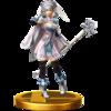 Trofeo de Melia SSB4 (Wii U).png
