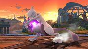 Ataque Smash hacia arriba Mewtwo (1) SSB4 (Wii U).JPG