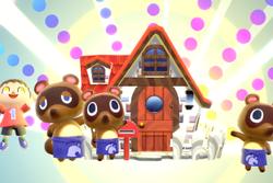 Vista previa de Hogar, dulce hogar/La casa de mis sueños en la sección de Técnicas de Super Smash Bros. Ultimate