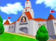 Castillo de Peach Super Mario 64.png