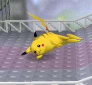 Ataque fuerte lateral de Pikachu SSB.png