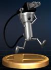 Trofeo de Chibi-Robo SSBB.png