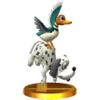 Trofeo de Duck Hunt (alt.) SSB4 3DS.png