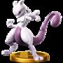 Trofeo de Mewtwo (peleador) SSB4 (Wii U).png