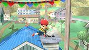 Ataque fuerte hacia abajo Ness SSB4 (Wii U).JPG