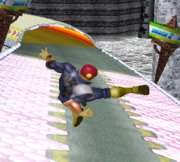 Ataque aéreo normal de Captain Falcon (1) SSBM.png