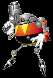 Artwork del EggRobo en Sonic & Knuckles.png