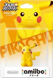 Embalaje del amiibo de Pikachu (Japón).jpg