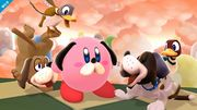 Kirby Duck Hunt SSB4 (Wii U).jpg