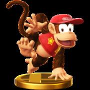 Trofeo de Diddy Kong SSB4 (Wii U).png