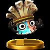 Trofeo de Kalimbero SSB4 (Wii U).png