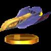 Trofeo de Falcon Flyer SSB4 (3DS).png