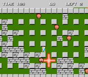 Bomba estallando en Bomberman (NES).png
