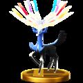 Trofeo de Xerneas SSB4 (Wii U).png