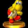 Trofeo de Koopa Troopa (rojo) SSB4 (3DS).png