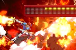 Vista previa de Golpe crítico en la sección de Técnicas de Super Smash Bros. Ultimate