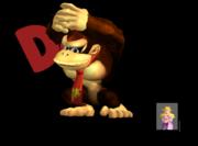 Pose de victoria Donkey Kong Y (1) SSBM.png
